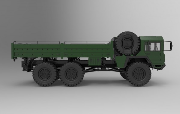 RC4WD Beast II 6X6 Truck Kit (Z-K0052)