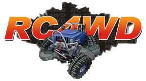 RC4WD Jeep Logo