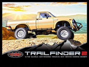 Trail Finder 2 Truck Kit w/Mojave Body Set