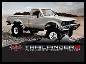 Trail Finder 2 Truck Kit w/Mojave II Body Set